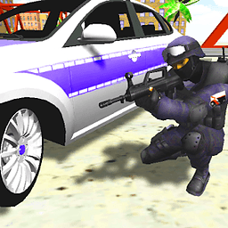 3D警车追逐 20160914
