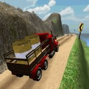 模拟驾驶卡车爬...