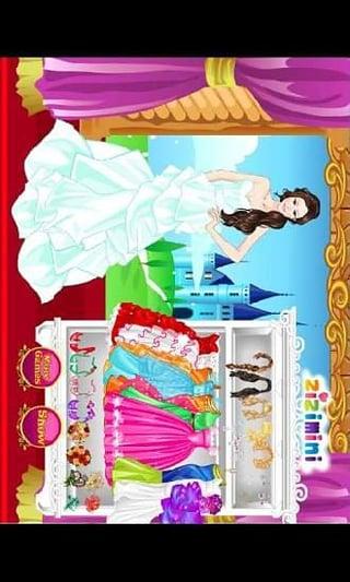 公主试婚纱