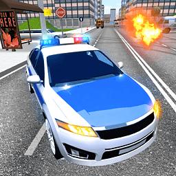 3D火力警车竞速...