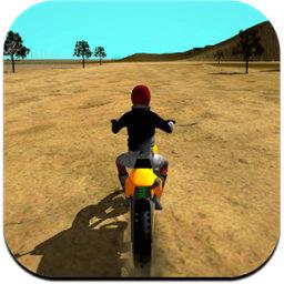 摩托车越野赛车3...