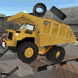 自卸车司机3D模拟器