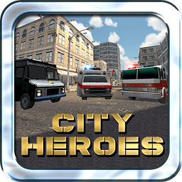 城市英雄模拟驾...