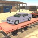 货运列车转运3D