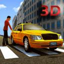 模拟出租车3D...
