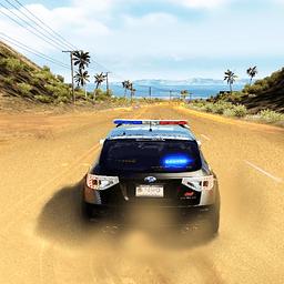 我的沙漠警车游戏