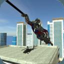 城市蜘蛛侠英雄3D