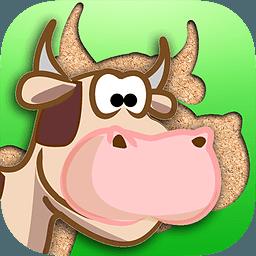 农场动物游戏...