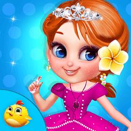公主美容美发游戏