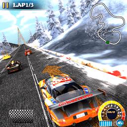 赛车游戏:赛车...