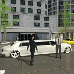 轿车驾驶模拟器3...