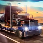 美国卡车模拟...