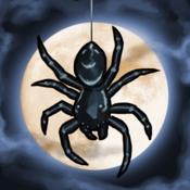 蜘蛛:月亮笼罩的...