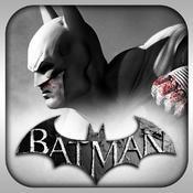 蝙蝠侠:阿甘之城...