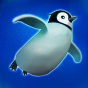 奔跑吧企鹅君