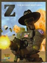 Z字特工队:重制版 光盘版