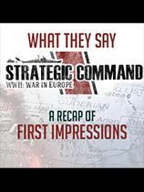 战略命令:二战-欧洲战场 绿色版