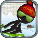 火柴人滑雪iPad版V1.8