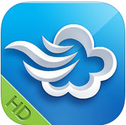 墨迹天气iPad版...