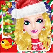 圣诞沙龙2-女孩子们的美容、打扮、化妆、换装游戏 1.1