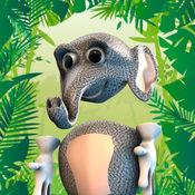 丛林飞跃 - 动物冒险 Jungle Leap - Animal Adventure 1
