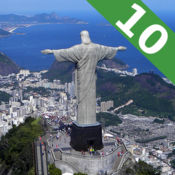 巴西 - 10最好的目的地 - 免费 1