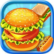 欢乐餐厅 - 免费烹饪做饭游戏大全,餐厅模拟经营儿童游戏 1
