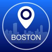 波士顿离线地图+城市指南导航,旅游和运输 2.5