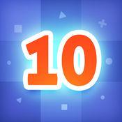合到10 - 一款令人上瘾的数字解谜消除益智游戏,让你玩到停