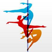 钢管舞健身初学者:舞蹈技巧和对女孩最好的视频性能 3.1