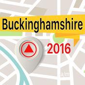 Buckinghamshire 离线地图导航和指南 1