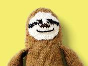 Super Sloth - 懒懒地说……爱