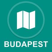 布达佩斯,匈牙利 : 离线GPS导航 1