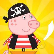 儿童英语 动画片 - 儿歌 海盗 宝宝 海滨假日 1
