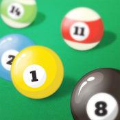 Pool Billiards Pro 8 Ball Snooker Game ( 台球 ) 1
