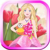 芭比的时尚魔法—装扮 (Barbie Makeover Fashion Games) 1