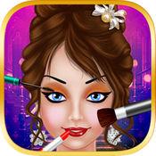 青春化妆女孩 - 女孩免费美容换装化妆游戏 8