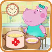 婴孩烹调:孩子咖啡馆 1