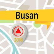 釜山广域市 离线地图导航和指南 1