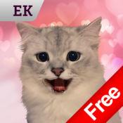 猫咪键表情包免费版 - 贴图gif动态mp4视频表情 1.7