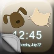 可爱的动物背景和图片 - 美丽狗和猫壁纸集合 1