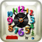 AntiqueClock for iPhone(置き時計) 1.0.0