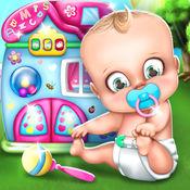 娃娃屋装饰 – 免费嬰兒娃娃游戏的女孩 1.1