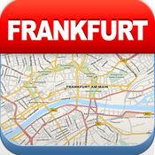 法兰克福离线地图 - 城市 地铁 机场 4.3