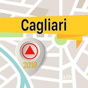 卡利亚里 离线地图导航和指南 1