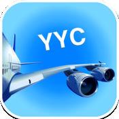 卡尔加里YYC机场。 机票,租车,班车,出租车。抵港及离港。 1