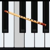 竹笛演奏钢琴 - ...