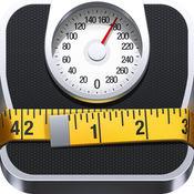 钳工健身计算器和体重记录器
