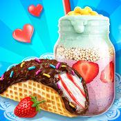 甜点师的秘密食谱 – 烹饪美味甜品 1