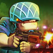 钢铁战士之狙击精英:合金弹头战地类格斗战争射击